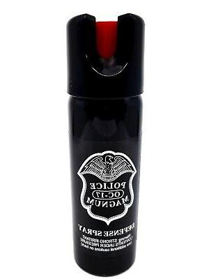 pepper spray 3oz safety lock self defense