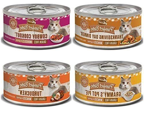 purrfect bistro grain canned cat