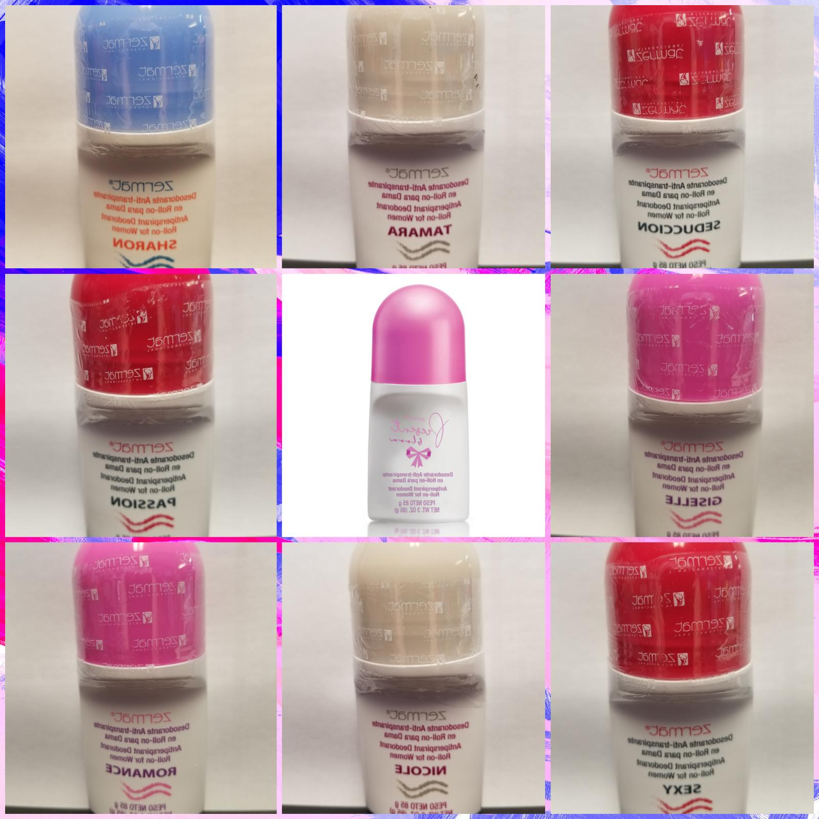 roll on deodorants collections for her 3oz