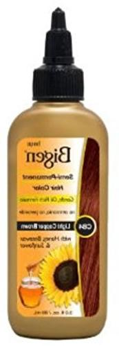 Bigen Semi Permanent Hair Color #CB4 Light Copper Brown 3 oz