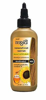 Bigen Semi-Permanent Haircolor #Gb6 Golden Blonde 3oz