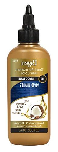 Bigen Semi-Permanent Haircolor #Ib3 Indigo Blue 3 Ounce