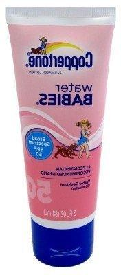 Coppertone Spf#50 Waterbabies Lotion 3oz Tube  by Coppertone