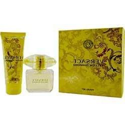 VERSACE YELLOW DIAMOND by Gianni Versace EDT SPRAY 3 OZ & BO