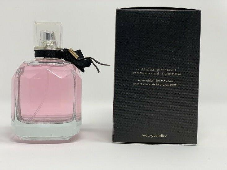 YSL Mon Laurent Perfume For Women New Box