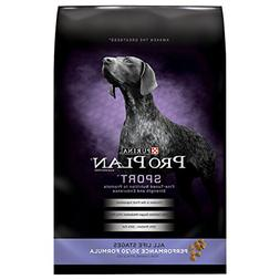 Pro Plan Sport All Life Stages Performance Dog Food, 37.5 lb