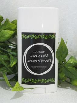 Martin's Natural Deodorant Eucalyptus Scented, For Either Ge