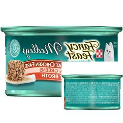 Purina Fancy Feast Medleys in Broth Adult Wet Cat Food -  3