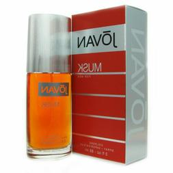 Jovan Musk for Men by Coty 3 oz Cologne Spray