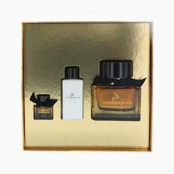My Burberry Black 3 OZ. EDP by Burberry 3 PC. Gift Set Lotio