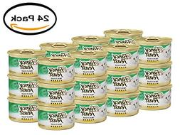 PACK OF 24 - Purina Fancy Feast Flaked Trout Feast Cat Food