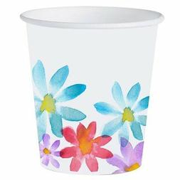 Nicole Home Collection Paper Dispenser Cups, 3-Ounce, 100-Co