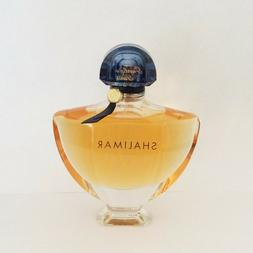 paris shalimar 3oz 90ml glass bottle full