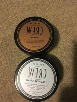 American Crew Pomade And Grooming Cream 3oz Each