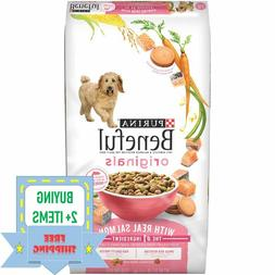 Purina Beneful Originals Adult Dry Dog Food Salmon dry dog