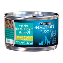 purina plan focus urinary tract