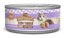 Merrick Purrfect Bistro Grain Free, 3 oz, Rabbit Pate - Pack