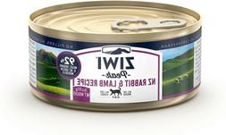 ZIWI PEAK  RABBIT & LAMB Cat Food