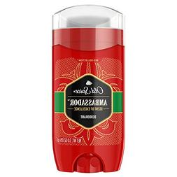 Old Spice Red Collection Deodorant for Men, Ambassador, 3 oz