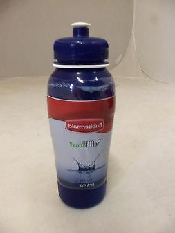 Rubbermaid Refill, Reuse 32 Ounce Chug Bottles, Assorted Col