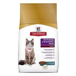 Hill's Science Diet Adult Sensitive Stomach & Skin Cat Food,