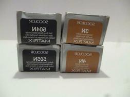 Matrix Socolor 3 oz. Permanent Hair Color - Select your Colo