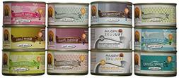 Weruva Variety Pack Grain-Free Canned Cat Food