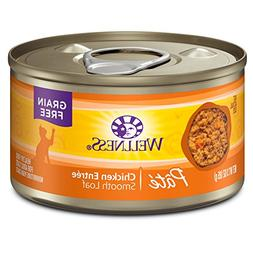 Wellness Chicken Formula Canned Cat Food