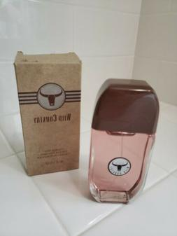 Avon Wild Country 3oz Men's Eau de Cologne New in Box