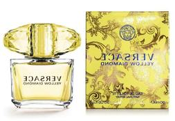VERSACE YELLOW DIAMOND Perfume 3.0 oz Women's EDT 3 oz - BRA