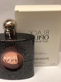YSL Yves Saint Laurent BLACK OPIUM NUIT BLANCHE EDP Spray 3o